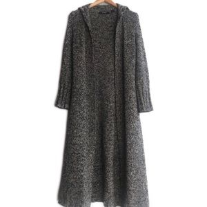 Express   Merino Wool Blend Cardigan Duster